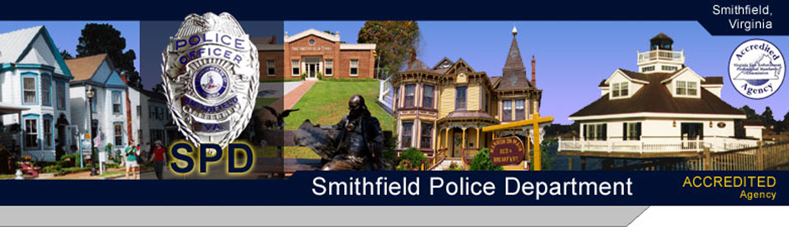 Smithfield Police   Smithfield, Virginia - Town of Smithfield ...